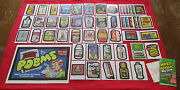 Wacky Packages Old School 4 Ludlow Back Master Set 58/58