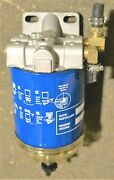 Racor 690r Diesel Fuel Filter 30 Micron Spin-on Water Separator Element