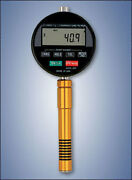Rex Rx-dd-m Type M Precision Digital Shore Durometer With Memory And Data Output