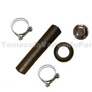 Fuel Filler Cap - Grommet - Hose - Clamp Set For 1939-47 Dodge And Plymouth Trucks