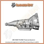 4r75w Ford Stock Re-manufactured 2wd Trans Fits Ford 04and039 And Up E And F Series