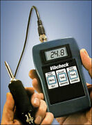 Checkline Vibcheck Portable Vibration Meter With 50mm Sensing Spike