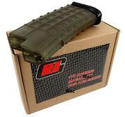 Mag Box Of 4 Pieces Value Pack 170rds Magazine For Aug Airsoft Aeg -olive Drab