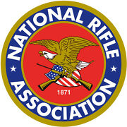 Nra National Rifle Association Vinyl Decal Sticker 18 Full Color