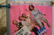 Gladys Kinght And The Pips Poster Original Classic Collectable