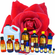 Rose Absolute Essential Oil - 100 Pure Natural Undiluted - Sizes 1 Ml To 4 Oz