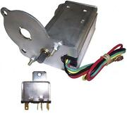 1971-1975 Pontiac Grandville And Catalina Convertible Top Electric Motor And Relay
