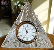 Waterford Crystal Times Square Collection Star Hope 2000 Millennium Collection