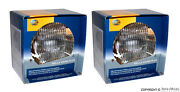 Hella Vision Plus Sealed Beam Conversion Set Of Two 7and039and039 2395301