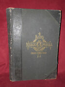 Life Of Heber C Kimball By Orson F Whitney Lds Mormon Book 1888 Leather
