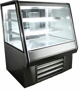 36 Brand New Us-made Cooltech Counter Bakery Display - Refrigerated Case