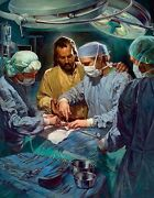 Nathan Greene Chief Of The Medical Staff Master Surgeon Large 30x40 S/n Canvas