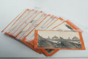 Antique Stereoviews 24 Cards Collection American Views Of Boston C.1860 Soule