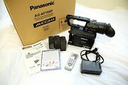 Panasonic Ag-af100 Video Camera/camcorder In Great Condition Micro Four Third