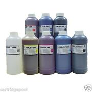 8 Pint Nd® Refill Ink For Cartridge 54 T054 Stylus Photo R800 R1800 Printer