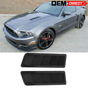 For Universal Hood Vent Vents Louver Trim 17 Inch X5 17