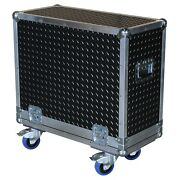 Diamond Plate Laminate Ata 3/8 Ply Case For Vox Ac15 Hw Heritage Collection Amp