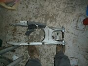 Ktm 250 Ext 1993 Rear Swing Arm/shock Linck I Have More Parts For This Bike