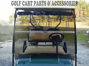 Ezgo Txt And Medalist Tinted Windshield 1994-2013 New In Box Golf Cart Part