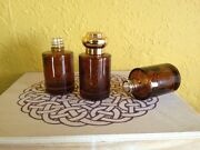 10ml Essential Oil Amber Glass Bottles-560 In A Case-13mm Neck Size