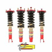 Function And Form F2-eft2 Type 2 Full Adjustment Coilovers 88-91 Honda Crx