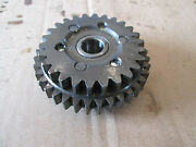 1980 Yamaha Special Xs650 Xs 650 Starter Gear Gears Electric Engine Motor