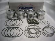 Datsun 1200 High Performance A12 77mm Forged Piston Kit 1300cc For Nissan A12