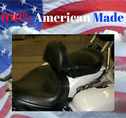 Yamaha Royal Star Tour Deluxe Motorcycle Driver Backrest Quick Release No Tools