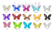 12 Pcs 22x15 Fairy Wings Butterfly Tinkerbell Pixie Dress Up Costume