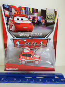 Disney World Of Cars Tuners - Harumi Die-cast Vehicle 8 Out Of 8 - Ages 3+