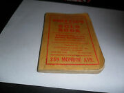 1928 Smittie`s Gold Book Wholesale Prices Used Cars Southern States Edition