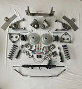 Mustang Ii 2 Suspension 40-41-42-46 Chevy Chevrolet Pick Up Panel Truck Bow Tie