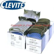 New Clevite H Series .020 Undersize Rod And Main Bearing Set 350 327 305 Sb Chevy