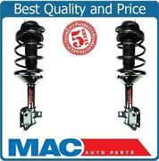 Front Quick Spring Strut And Mount Fits For Subaru Forester Automatic 2.5l 98-02