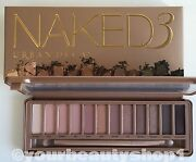 Brand New Urban Decay Naked 3 Palette Eye Shadow 100authentic Priority Shipping