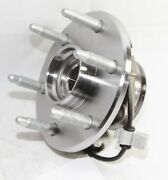 Front Right Wheel Hub Bearing Assembly W/ Abs For 03-05 Gmc/chevy 6 Lug 515092
