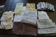 Baby Blankets Burp Pads And Halo Swaddler