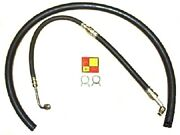 Power Steering Hose And Clamp Set For 1957-1959 Ply - Dodge - Desoto - Chrys - Imp