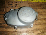 Rupp 100 Mini Bike1975 Clutch Cover I Have More Parts For This Bike/others