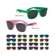 100 Personalized Matte Sunglasses, Bulk Promotional Products,wedding Party Favor
