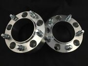 4pc Hubcentric Wheel Spacers | 5x150 To 5x150 | 25mm 1 Inch For Lexus Toyota