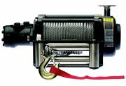 Hydraulic Winch - 12,500 Or 17,000 Lbs - Includes Accessories - Commercial Duty