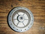 Rupp 100 Mini Bike1975 Front Wheel Hub I Have More Parts For This Bike/others