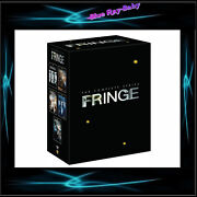 Fringe - Complete Series Seasons 1 2 3 4 And 5 Brand New Dvd Boxset