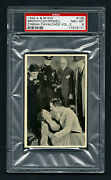 Psa 8 Myrna Loy And William Powell On 1940 Wix Card 139 The Thin Man