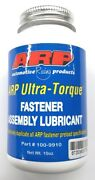 Arp 100-9910 Ultra Torque Assembly Lube 10oz-fastener Assembly Lubricant + Brush