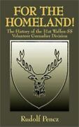 Ww2 For The Homeland History 31st Waffen-ss Volunteer Grenadier Reference Book