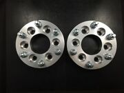 2x Wheel Spacers Adapters | 6x135 To 6x135 | 3 Inch | 87.1 Cb F150 Ford