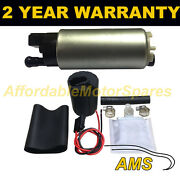 For Bmw 3 Series E36 320i 325i M3 In Tank Electric Fuel Pump Upgrade + Kit