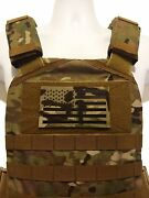 Large 5x3 Infrared Reflective Multicam Ir Us Flag Patch Special Forces Sf Patch